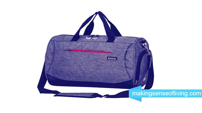 86863b856962 Top 5 Best Gym Bags For Men